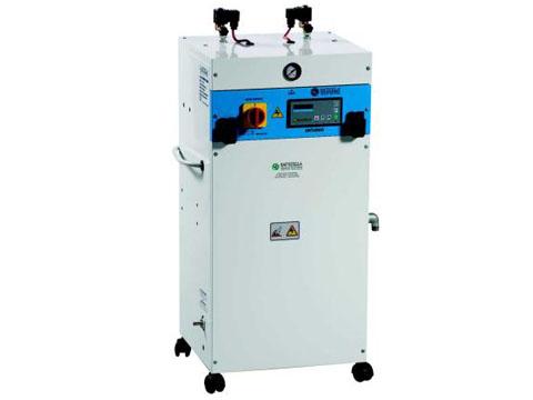 Generator de aburi pentru 2 fiare, Saturno 2009