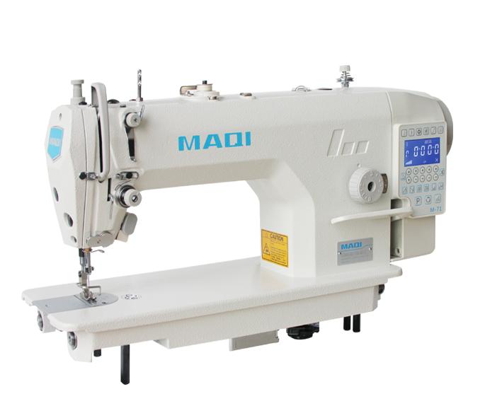 Masina de cusut liniara, cu un ac, full automata - MAQI LS 9802MX-TD4