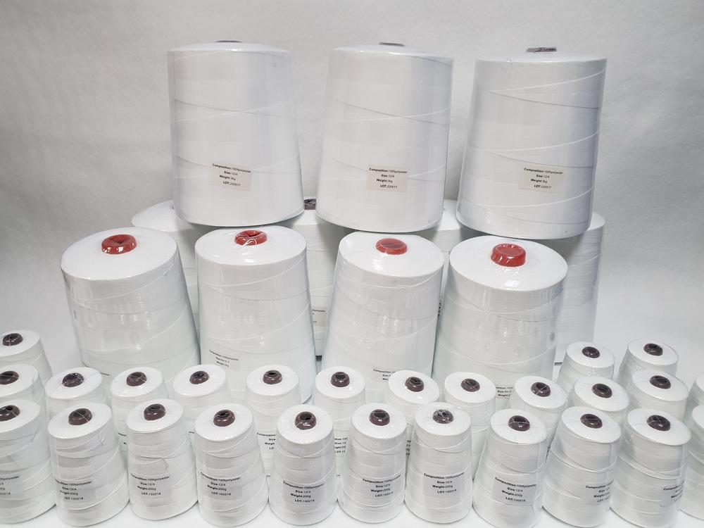 Ata de cusut saci 100% polyester