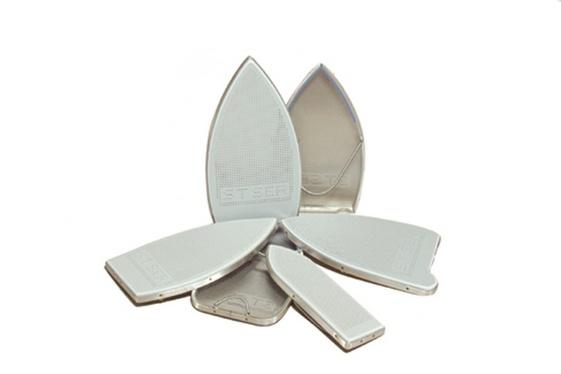 Talpa teflon cu rama din aluminiu pentru fierul de calcat