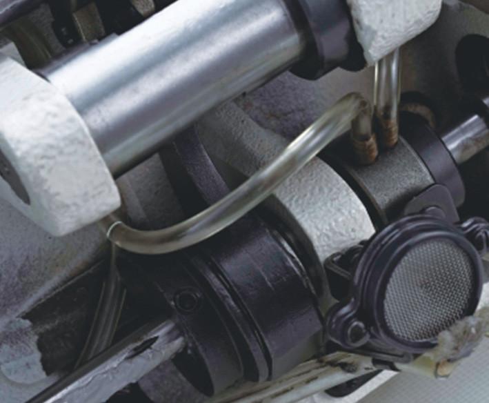 Masina de cusut cu triplu transport LS H4400