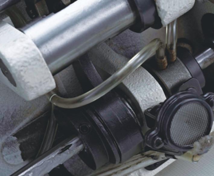 Masina de cusut cu triplu transport LS H4420